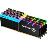 32GB G.Skill Trident Z RGB DDR4-4000 DIMM CL18 Quad Kit