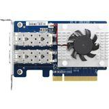 QNAP LAN Card 2x 10GbE SFP+ PCIe Gen3 x8 Erw.Karte