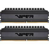 16GB (2X8GB) Patriot Viper Blackout DDR4-3000 MHz