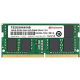 8GB Transcend DDR4-2400 SO-DIMM CL17 Single