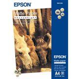 Epson S041256 Matte Papier - Heavyweight A4 Fotopapier 29.7x21 cm (50