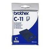 Brother C11 Thermal Papier Transferfolie (50 Blatt)