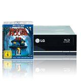 LG Blu-ray Brenner BH10LS30 SATA Schwarz RETAIL