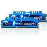 8GB G.Skill RipJawsX DDR3-1600 DIMM CL8 Dual Kit