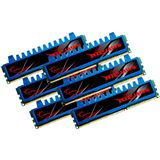 24GB G.Skill Ripjaws DDR3-1600 DIMM CL7 Hex Kit