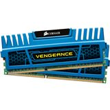 8GB Corsair Vengeance blau DDR3-1866 DIMM CL9 Dual Kit