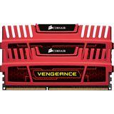 8GB Corsair Vengeance rot DDR3-1600 DIMM CL8 Dual Kit
