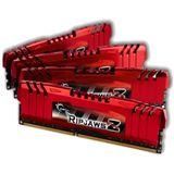 16GB G.Skill RipJawsZ DDR3-1866 DIMM CL9 Quad Kit