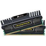 16GB Corsair Vengeance schwarz DDR3-1600 DIMM CL10 Dual Kit