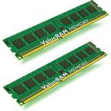 4GB Kingston ValueRAM DDR3-1333 DIMM CL9 Dual Kit