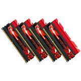 16GB G.Skill TridentX DDR3-2400 DIMM CL10 Quad Kit