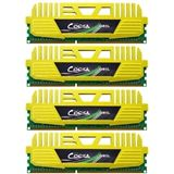 16GB GeIL EVO Corsa Quad Channel DDR3-2400 DIMM CL10 Quad Kit