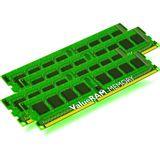 8GB Kingston ValueRAM DDR3-1600 ECC DIMM CL11 Quad Kit