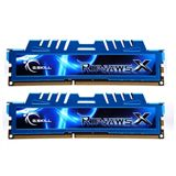 16GB G.Skill RipJawsX DDR3-1866 DIMM CL9 Dual Kit