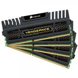 16GB Corsair Vengeance Black DDR3-2400 DIMM CL10 Quad Kit