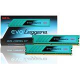 16GB GeIL EVO Leggera DDR3-1600 DIMM CL9 Dual Kit
