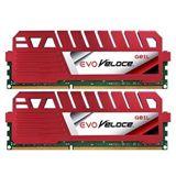 16GB GeIL EVO Veloce DDR3-1600 DIMM CL10 Dual Kit