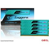 16GB GeIL EVO Leggera DDR3-1333 DIMM CL9 Quad Kit