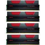 32GB GeIL EVO Two DDR3-1600 DIMM CL9 Quad Kit