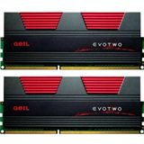 8GB GeIL EVO Two DDR3-1866 DIMM CL9 Dual Kit