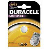 Duracell CR2032 Lithium Knopfzellen Batterie 3.0 V 1er Pack