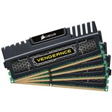 32GB Corsair Vengeance Black DDR3-2400 DIMM CL10 Quad Kit