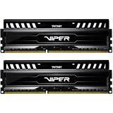 16GB Patriot Viper 3 Series Black Mamba DDR3-1600 DIMM CL10 Dual Kit