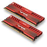 8GB Patriot Viper 3 Series Venom Red DDR3-1600 DIMM CL9 Dual Kit