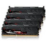 16GB G.Skill SNIPER DDR3-2133 DIMM CL10 Quad Kit