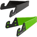 LogiLink Smartphone&Tablet Foldable Stand black&green