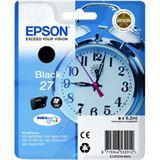 Epson Tinte 27 C13T27014010 schwarz