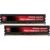 16GB AMD Radeon R7 Performance Series DDR3-1866 DIMM CL9 Dual Kit