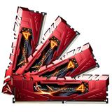 16GB G.Skill RipJaws 4 rot DDR4-2666 DIMM CL15 Quad Kit