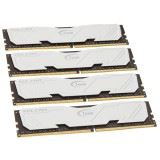 16GB TeamGroup Vulcan Series weiß DDR4-3000 DIMM CL16 Quad Kit