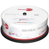 Primeon DVD+R DL 8.5 GB 25er Spindel (2761253)