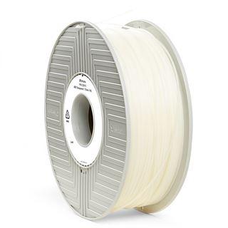 Verbatim Filament 3D Drucker 1.75mm 1kg ABS transparent