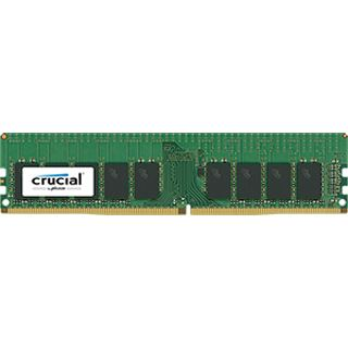 16GB Crucial CT16G4WFD8213.18FA1 DDR4-2133 ECC DIMM CL15 Single