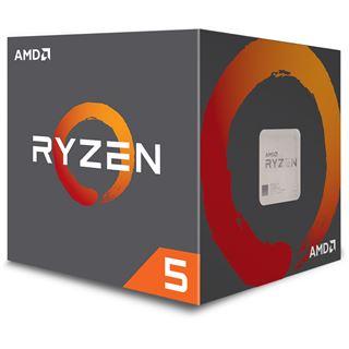 AMD Ryzen 5 2600 6x 3.40GHz So.AM4 BOX